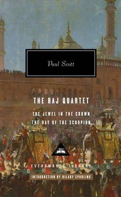 The Jewel in the Crown/The Day of the Scorpion by Paul Scott