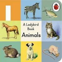 A Ladybird Buggy Book: Animals