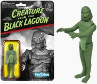 Universal Monsters - Creature from the Black Lagoon ReAction Figure