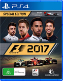 F1 2017 Special Edition for PS4