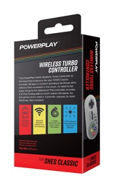 PowerPlay SNES Wireless Turbo Controller for