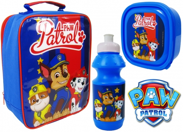 PAW Patrol Filled Lunch Bag