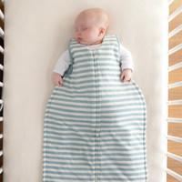 Woolbabe 3 Seasons Zip Front Sleep Bag - Tide (2-4 Years) image