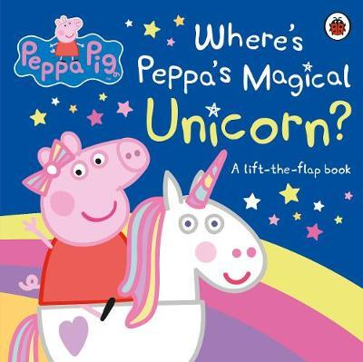 Peppa Pig: Where's Peppa's Magical Unicorn? by Peppa Pig