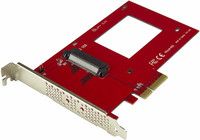 """StarTech U.2 NVMe SSD to 2.5"""" PCIe Adapter"""