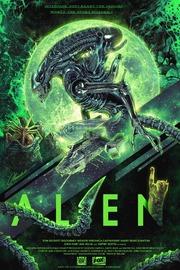Alien: Premium Art Print - Chris Christodoulou