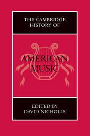 The Cambridge History of Music