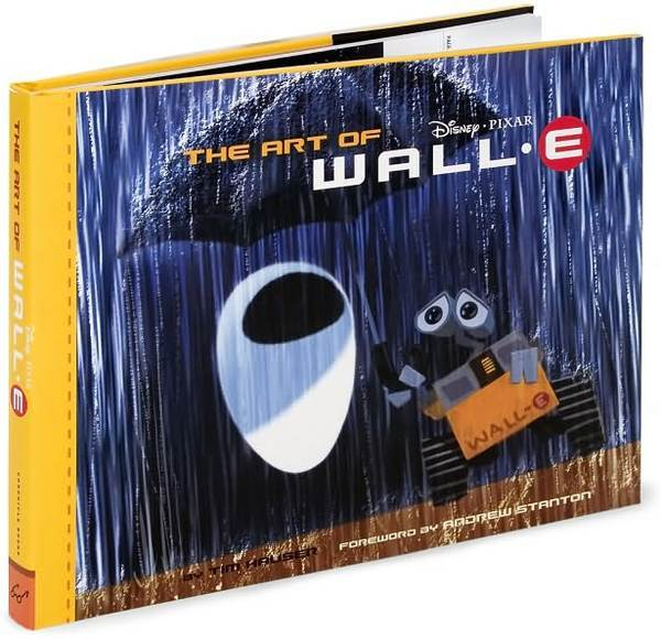 Art of Wall.E by Tim Hauser