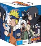Naruto Uncut - Mega-Box 2 DVD