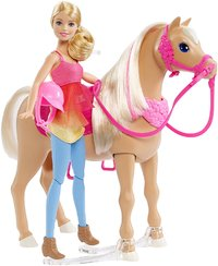 Barbie & Her Sisters: Dancin' Fun Horse - Doll Set