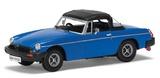 Corgi: 1/43 MGB (Pageant Blue) - Diecast Model
