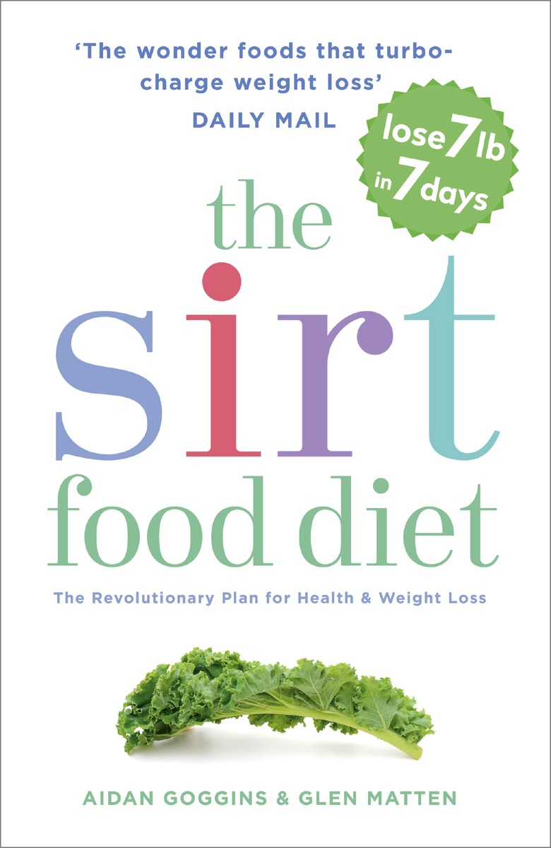 The Sirtfood Diet by Aidan Goggins image