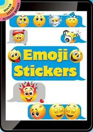 Emoji Stickers by Dover