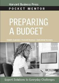 Preparing a Budget image