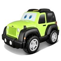 BB Junior: Jeep - Funny Friends Wrangler