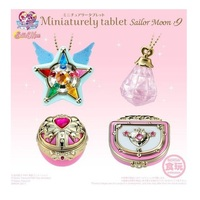 Sailor Moon: Miniaturely Tablet Vol.9 - Replica Wand (Blind Box)