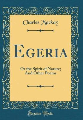Egeria by Charles Mackay