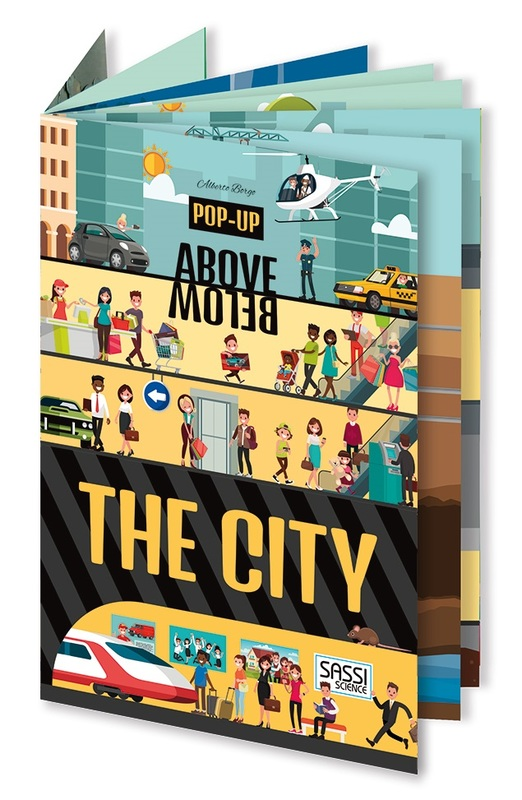 Sassi: Above & Below - The City Book