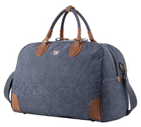 Troop London: Classic Large Holdall - Blue