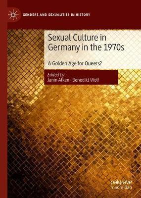 Sexual Culture in Germany in the 1970s