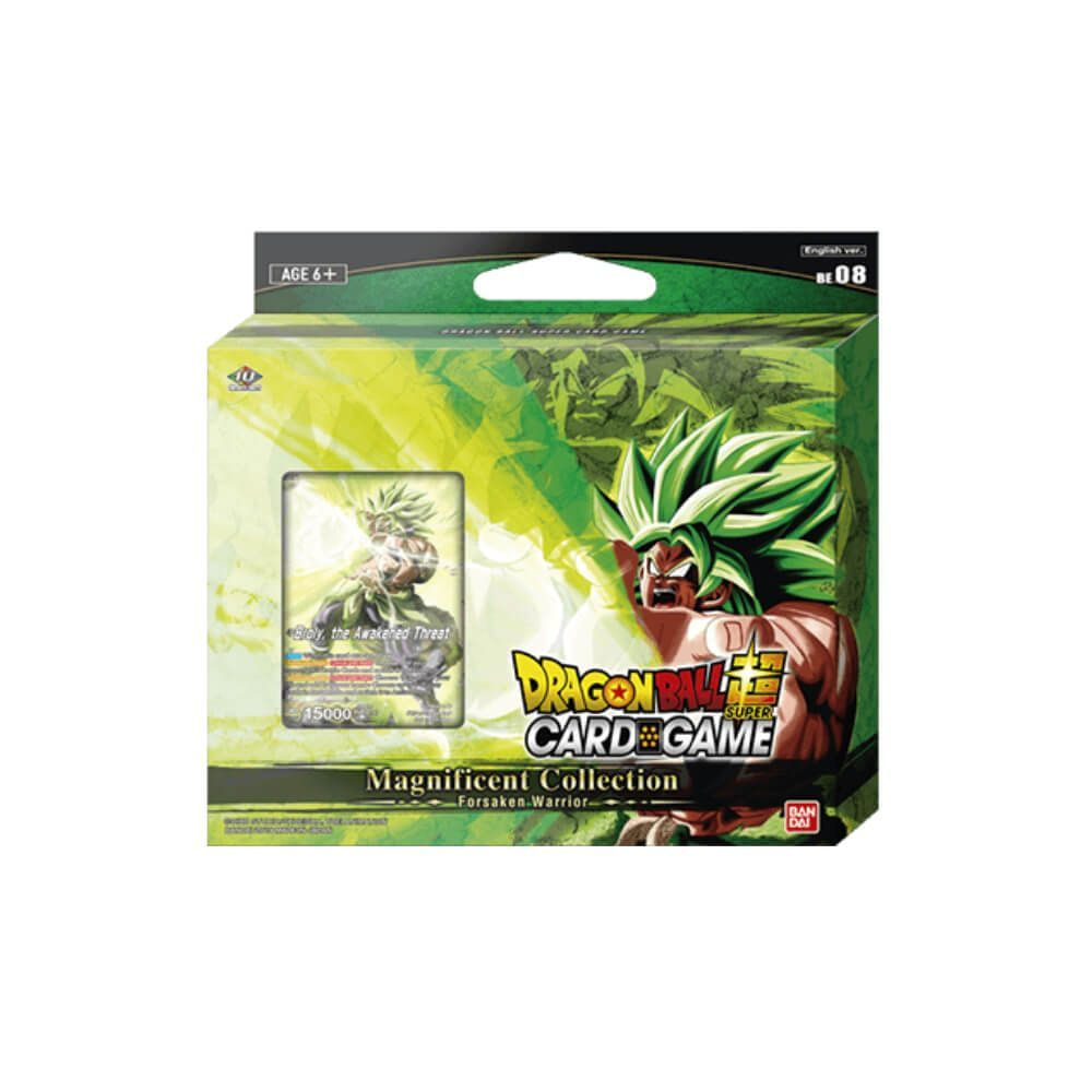 Dragon Ball Super Card Game Magnificent Collection Broly : Br Ver image