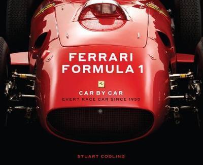 Ferrari Formula 1 Car by Car by Stuart Codling