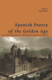 Spanish Poets of the Golden Age, in Contemporary English Translations image