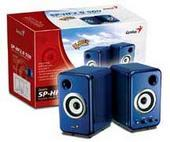 Genius HF2 500W SPEAKERS BLUE