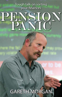 Pension Panic by Gareth Morgan image