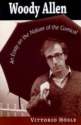 Woody Allen by Vittorio G. Hosle image