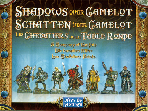 Shadows of Camelot: A Company of Knights Expansion