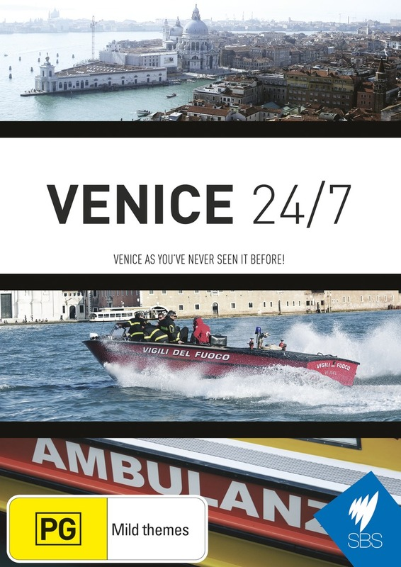 Venice 24/7 on DVD