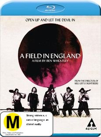 A Field in England on Blu-ray image