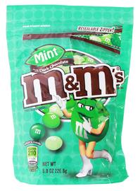 M&M's Dark Chocolate Mint (226g)