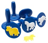 EC Colours - Farm Paint Stamper - Pack of 6