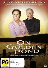 On Golden Pond on DVD