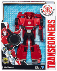 Transformers Robots In Disguise Minicon Power Hero - Sideswipe