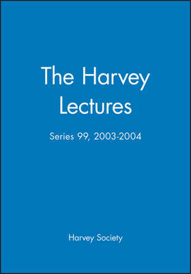 The Harvey Lectures by Harvey Society