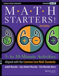 Math Starters by Judith A Muschla