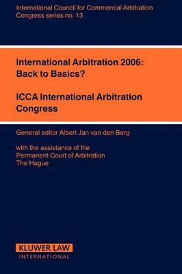 International Arbitration 2006: Back to Basics? image
