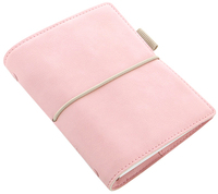 Filofax - Pocket Domino Organiser - Soft Pale Pink