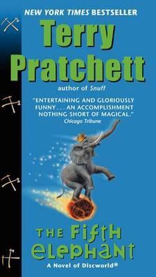 The Fifth Elephant (Discworld 24 - City Watch) (US Ed.) by Terry Pratchett image