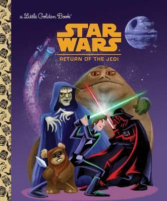 Star Wars: Return of the Jedi by Geof Smith image