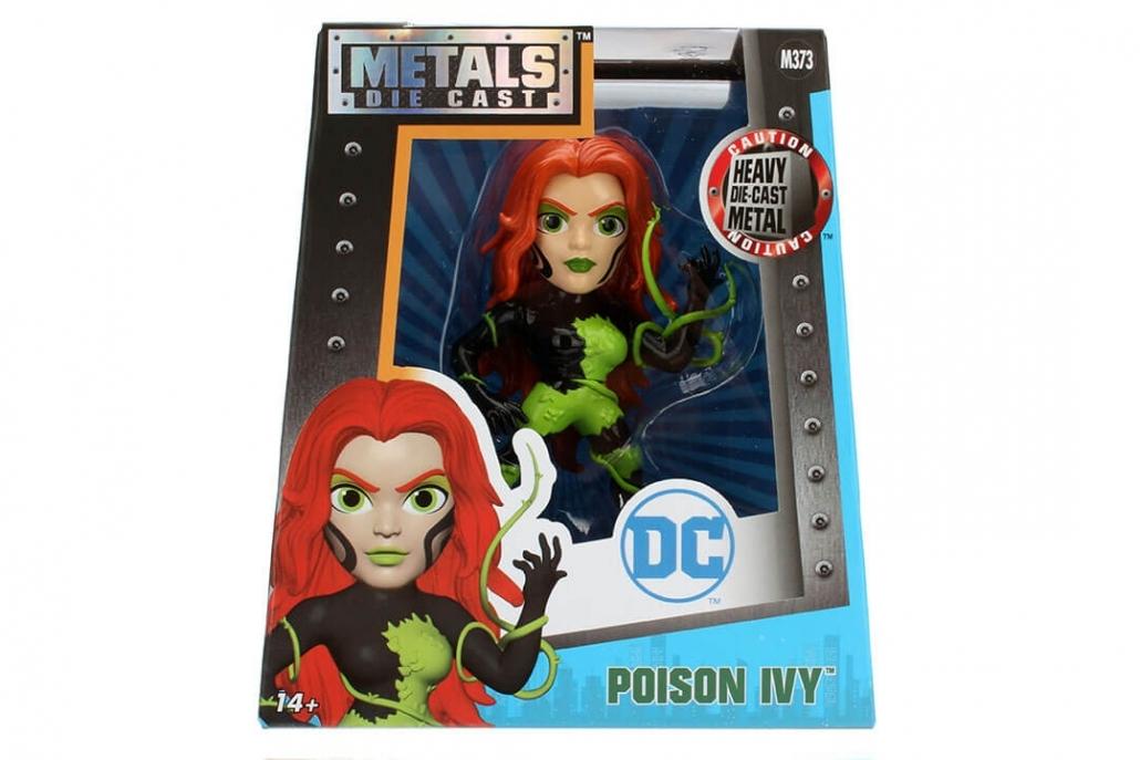 Jada Metals: Poison Ivy - Die-Cast Figure image