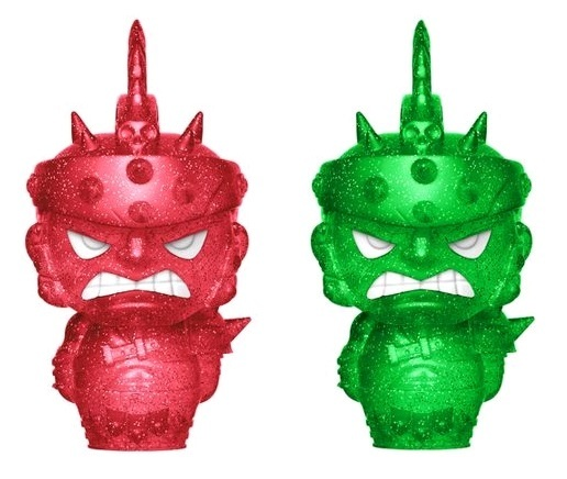 Marvel: Gladiator Hulk (Red & Green) - Hikari XS Vinyl Figure 2-Pack