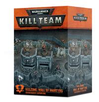 Warhammer 40,000: Kill Team - Killzone Sector Wall of Martyrs