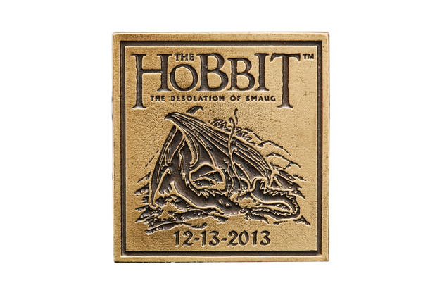 The Hobbit: The Desolation of Smaug Collectable Pin
