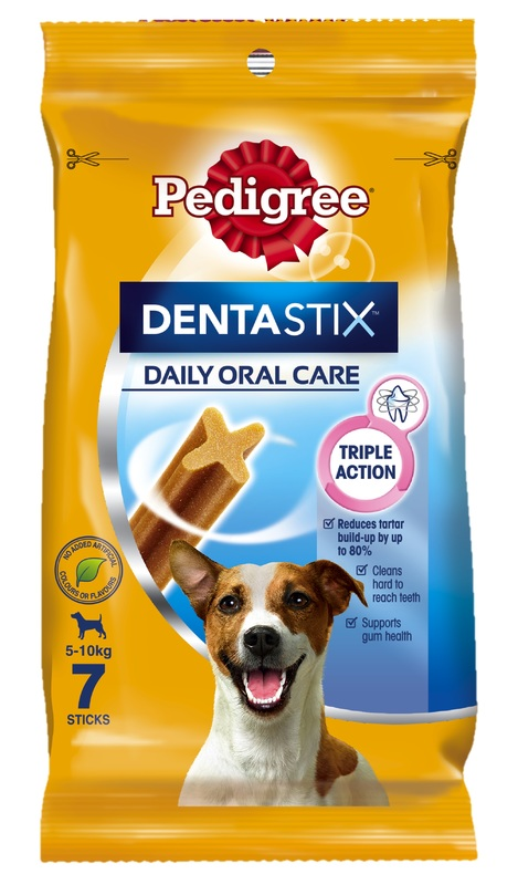 Pedigree Dentastix - Small Dog 7 Sticks (110g)