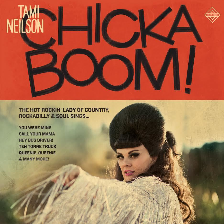 Chicka Boom! by Tami Neilson image