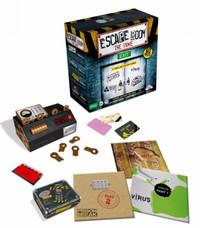 Escape Room: The Board Game - 4 Rooms